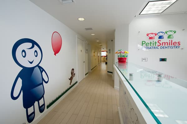 Petit Smiles Reception